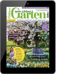 mein schöner Garten E-Paper - Prämienabo | Abo-bar.de